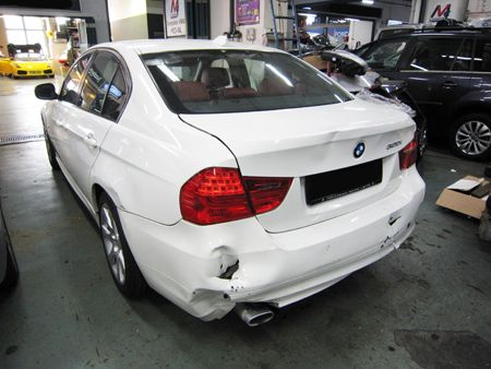 Bmw 320i 2018 >> Accident Repairs & Restorations – BMW – CompleteVMS – Motor Accident Claims Repairs, Car Camera ...