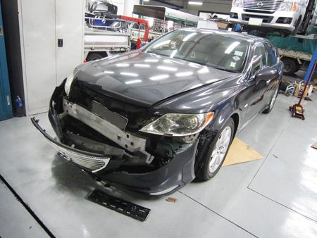 Lexus_LS460_2007_Be4Repair