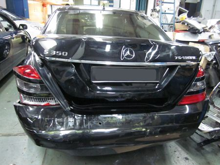 Merc_S350_Be4Repair