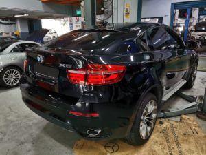 BMW X6 Rear Gearbox