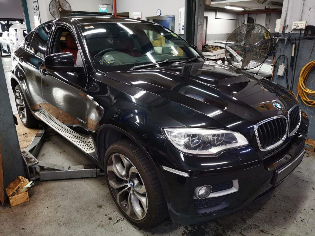 BMW X6 Front Gearbox