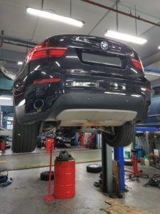 BMW X6 Gearbox